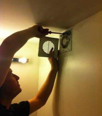 Приточный вентилятор