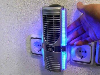 Электрический ионизатор воздуха