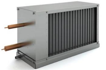 Воздухоохладитель испарительного типа