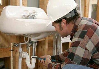Монтаж трубы горячего водоснабжения