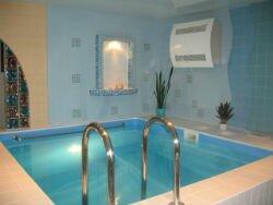 Настенный осушитель воздуха для бассейна dantherm