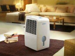 Настольный осушитель воздуха в квартире