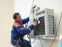 Обслуживание мастером системы вентиляции