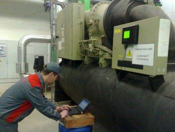 Диагностика системы вентиляции на предприятии