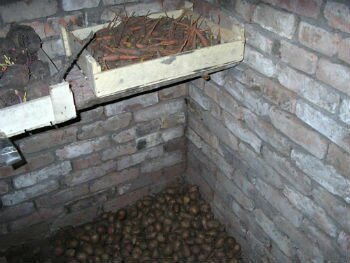 Вентиляция в погребе должна быть мощной