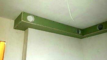 Воздуховоды для вытяжек (прямоугольные)