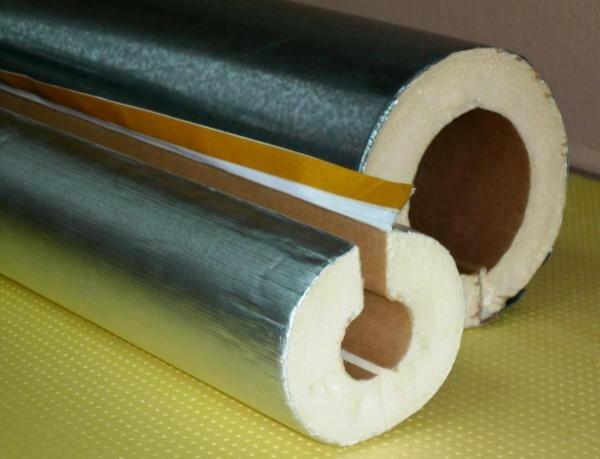 Материал для утепление вентиляционной трубы