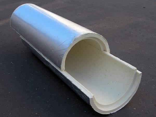 Материал для утепление труб