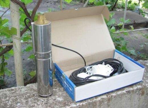 Глубинный насос для скважины